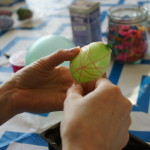 wirering string eggs