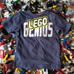 DIY Lego shirt finished